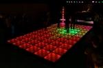 piezoelectric floor
